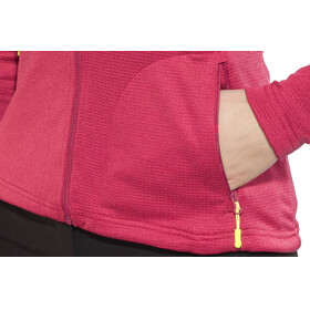 Meru W's Cannes Fleece Jacket Pink